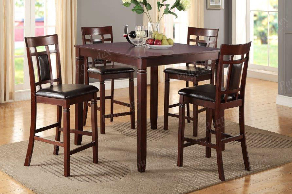 Thomas Counter Height Dining Set. $349.00. Bright Hues Of Cherry Wood ...