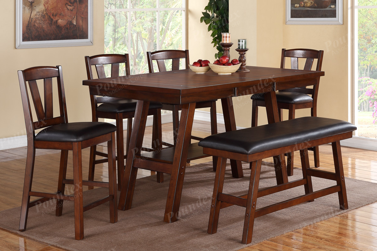 Zion Counter Height Dining Set